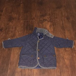 RALPH LAUREN INFANT WINTER COAT, 9 MONTHS